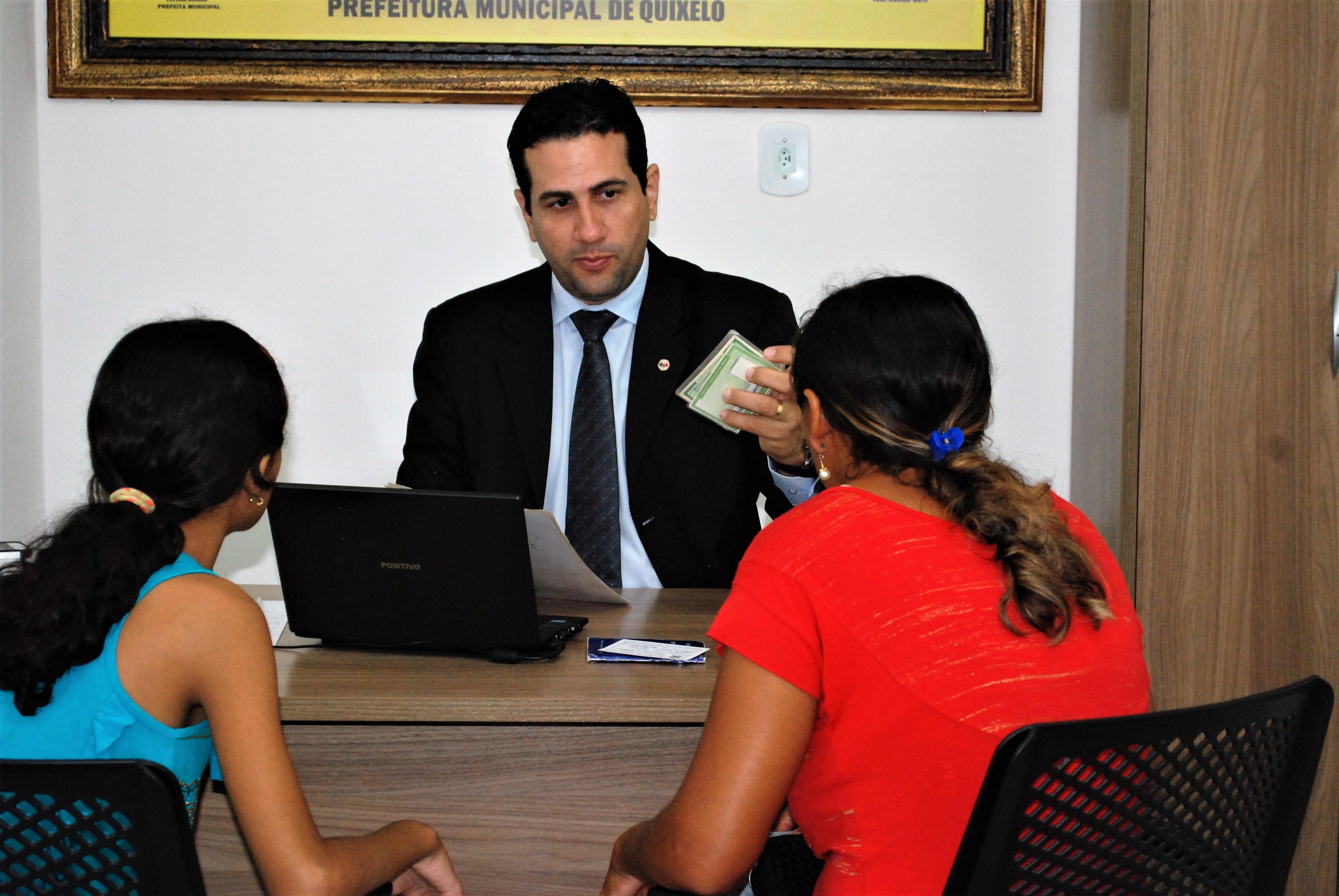 Procuradoria de Quixelô amplia atendimento ao público
