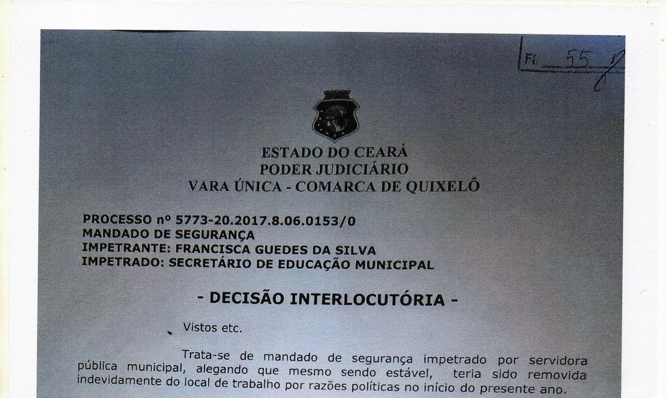 Justiça nega pedido de liminar no caso ' Professora Patrícia'