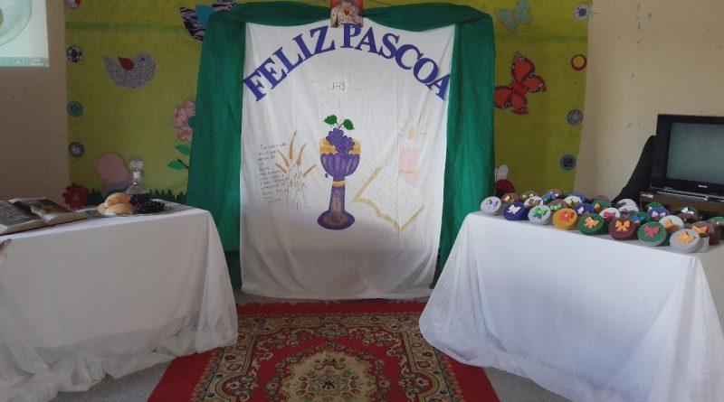 Páscoa do Serviço de Convivência e Fortalecimento de Vínculos