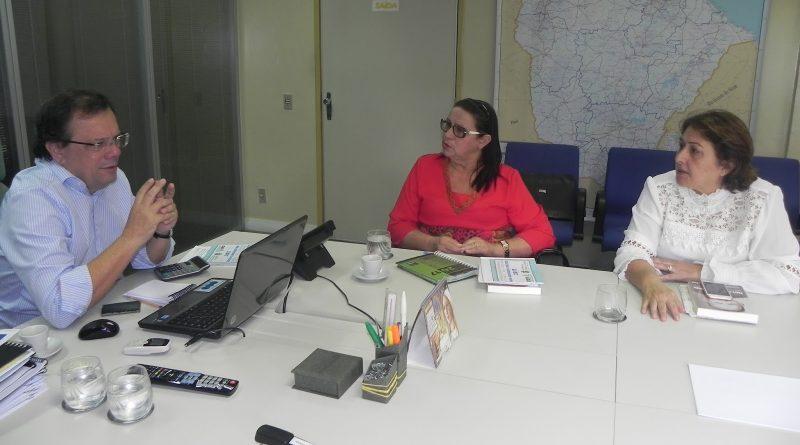Estrada do Peixe é pauta de reunião com o superintendente do DER