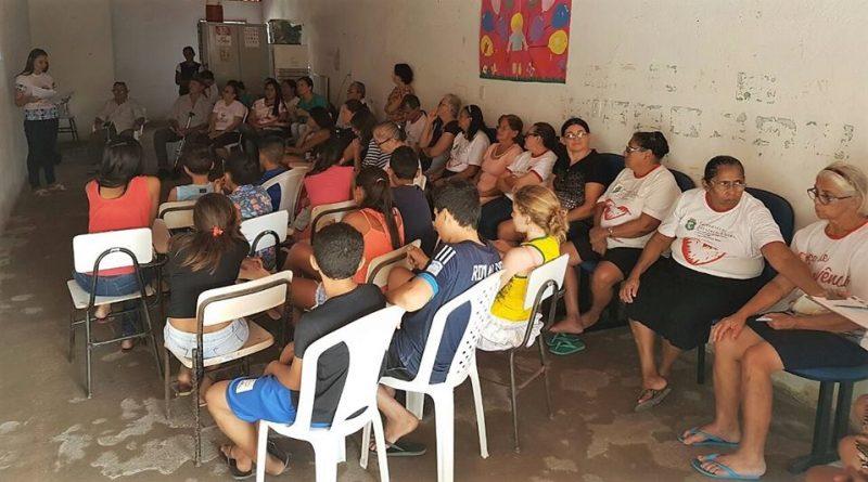 Pré–Conferência da Assistência Social acontece na Vila Antonico