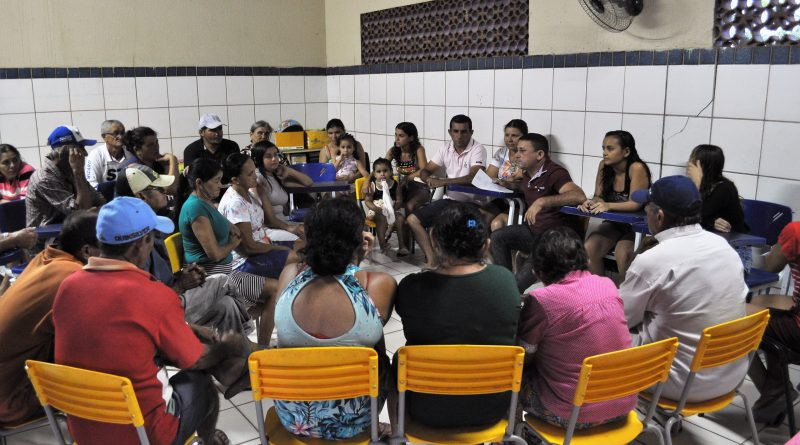 Comunidade da LAGOA REDONDA participa do PPA com boas sugestões
