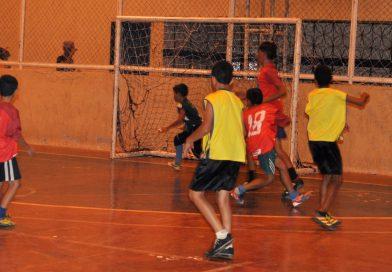 I Taça Quixelô de futsal é realizada no município
