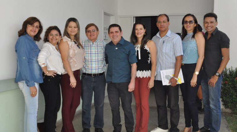 Secretários de Saúde da 18 CRES confirmam seu apoio à realização do XVII Congresso de Secretarias de Saúde do Ceará na Cidade de Iguatu