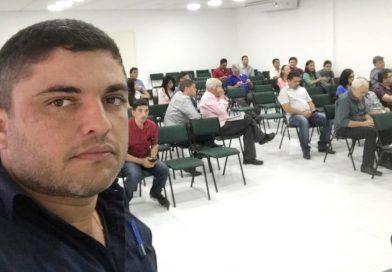 Representantes de Quixelô participam da Oficina sobre Esgotamento Sanitário Rural com Reuso de Água para Agricultura.