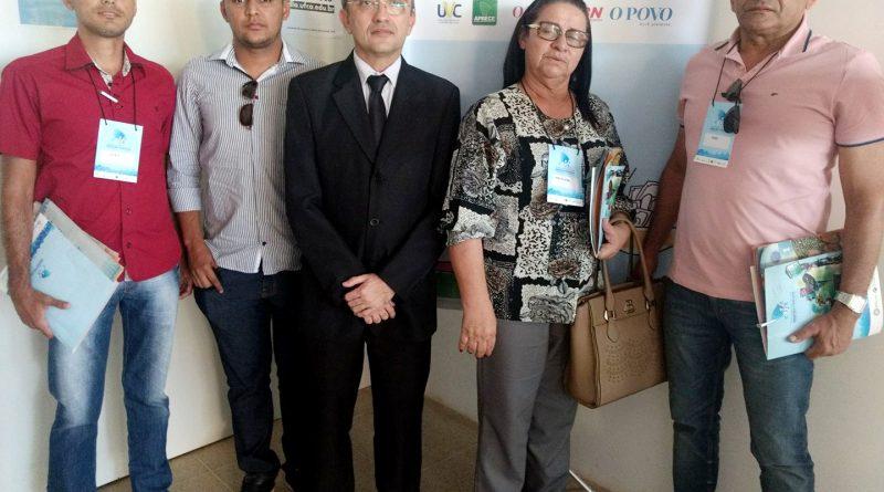 Prefeita Fátima Gomes participa do 4º Seminário sobre Transparência na Gestão Pública em Juazeiro do Norte