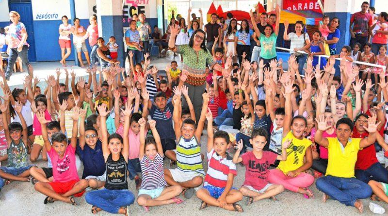 Festa do Dia das Crianças no Antonico