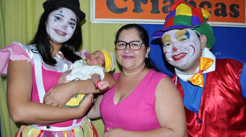 Assistência Social promove o DIA DA CRIANÇA em Quixelô