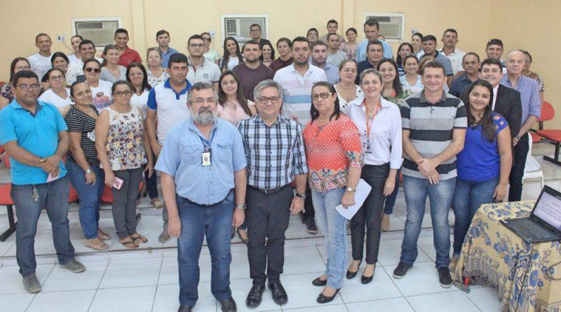 PALESTRA APONTA CAMINHOS PARA A MELHORIA NA ARRECADAÇÃO E EDUCAÇÃO FISCAL