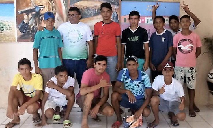 Tradição preservada: Prefeitura apoia o grupo CARETAS DE QUIXELÔ