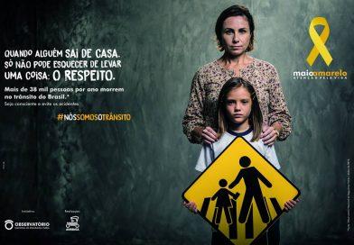 MAIO AMARELO – Um terço das mortes no trânsito é de motociclistas, com 49% delas aos fins de semana