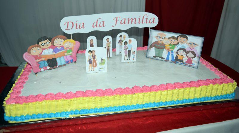 Comemoração do Dia da Família com o Serviço de Convivência do CRAS