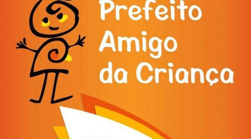 Quixelô adere ao programa PREFEITO AMIGO DA CRIANÇA