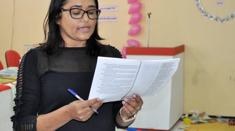 Formação para Professores da Educação Infantil do Município