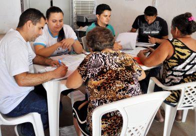 Mutirão de atualização cadastral é realizado na Vila Antonico