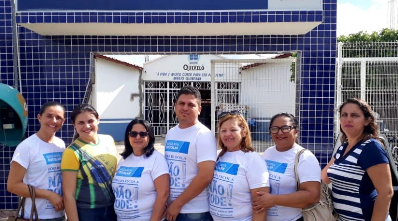 Visitas do Busca Ativa Escola continuam no município