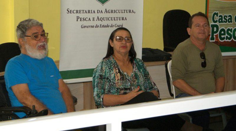 Apresentação do Projeto Casa do Pescador foi realizada em Quixelô