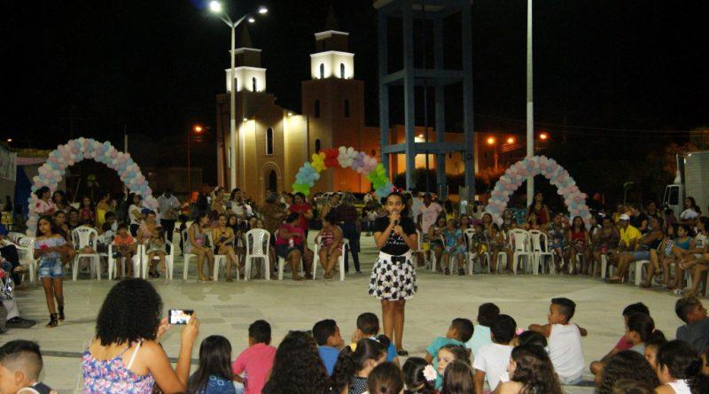 Semana do Bebê encerra com grande evento que lotou a praça Padre Agostinho
