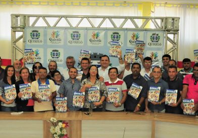 Coletiva de imprensa: Prefeita reúne jornalistas e faz balanço das ações em 2017