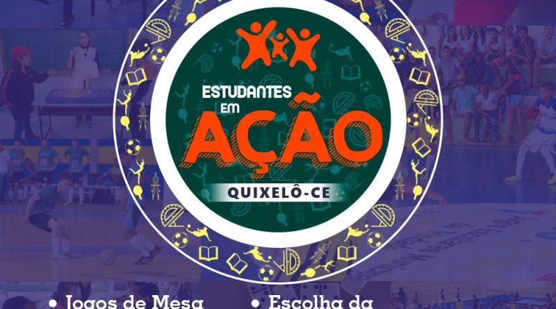 Projeto ESTUDANTES EM AÇÃO será desenvolvido em Quixelô