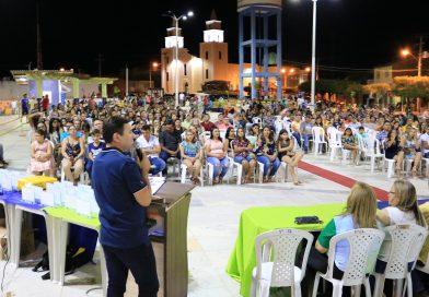 Secretaria de Educação de Quixelô premia os melhores do SAEB, SPAECE e IDEB