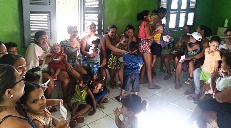 Projeto Prevenção em Família realiza oficinas no Antonico