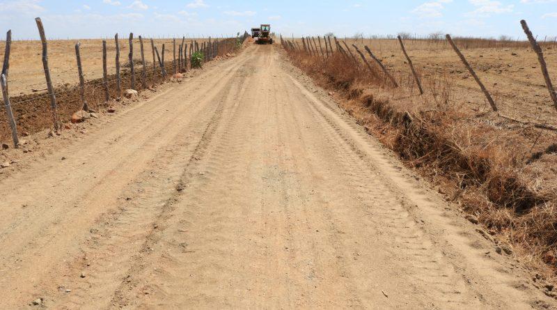 Prefeitura entrega a estrada da MATA FRESCA