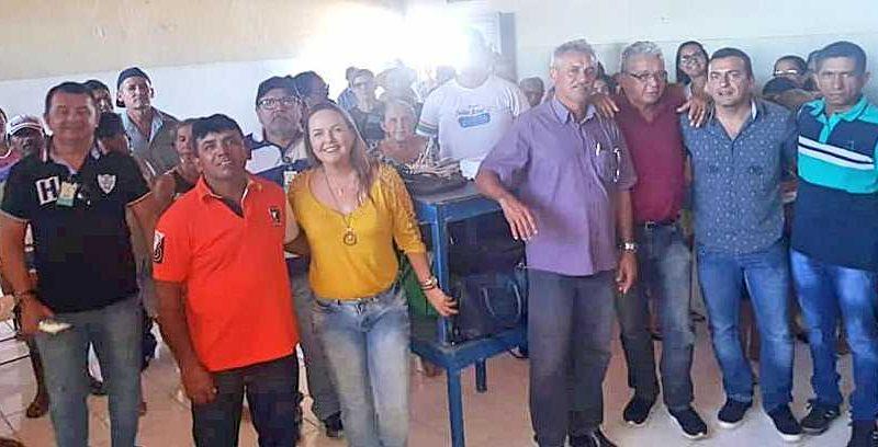 Vila Acampamento: Equipe do Projeto São José entrega o sistema de abastecimento de água