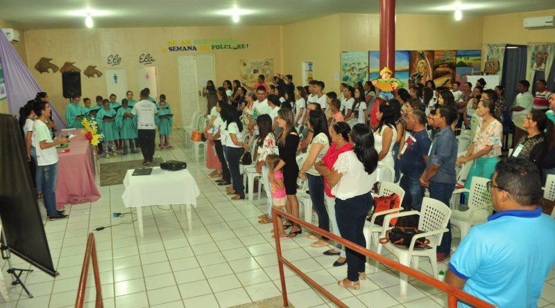 Quixelô realiza a VI Conferência Municipal da Infância e da Adolescência