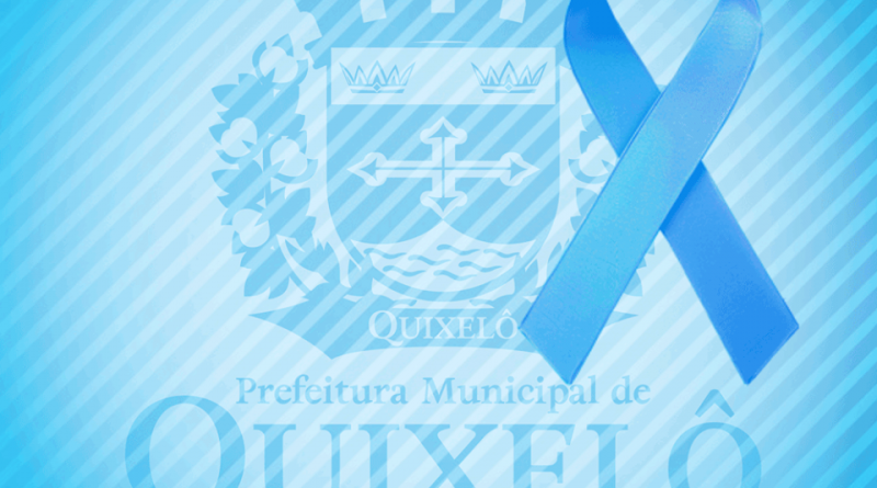 Secretaria de Saúde de Quixelô realiza ações do Novembro Azul