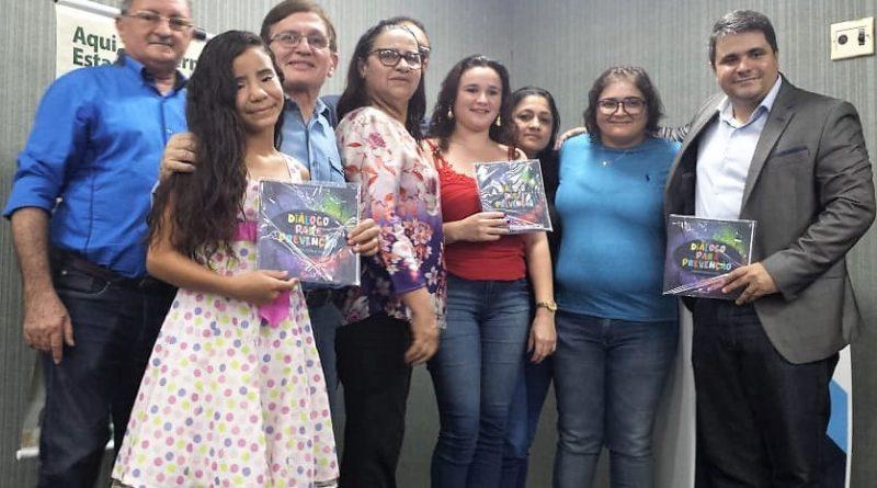 Associação de Mulheres do Gaspar recebe insumos do projeto de prevenção às drogas Fortalecendo Minha Comunidade