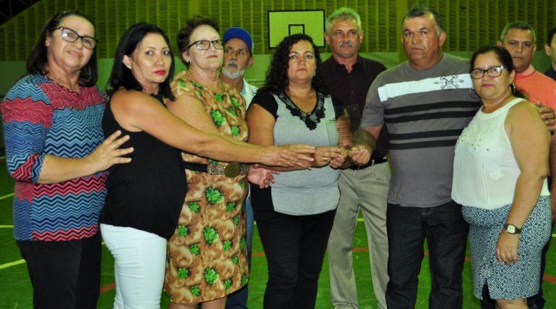 Prefeitura entrega as Quadras Escolares Cobertas dos sítios Jiqui e sítio Salsa