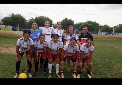 ESPORTE: Futebol feminino de Quixelô conquista torneio em Iguatu, Ceará