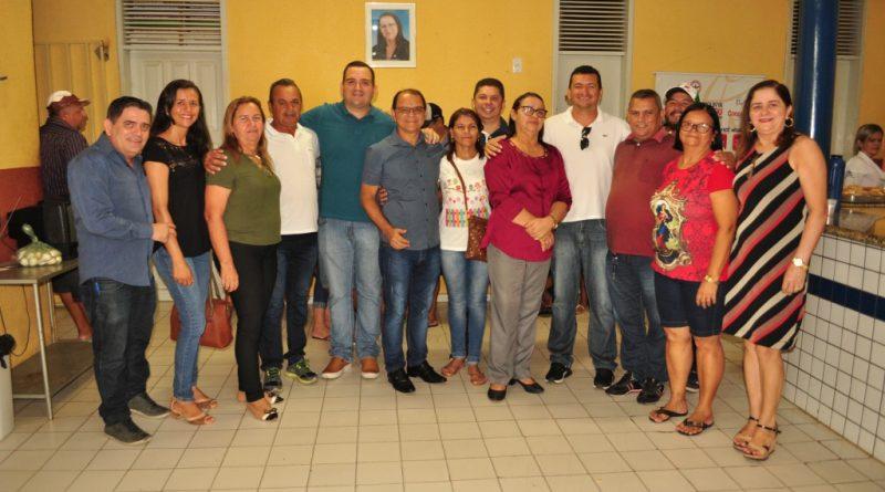 Prefeita realiza nova visita ao hospital de Quixelô