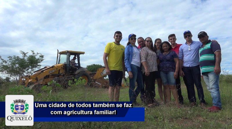 Projeto Cisternas de Enxurrada investe 390 mil em Quixelô