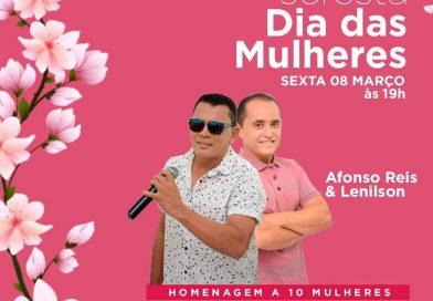 A semana da mulher em Quixelô tem programação voltada para homenagens, mamografia e seresta