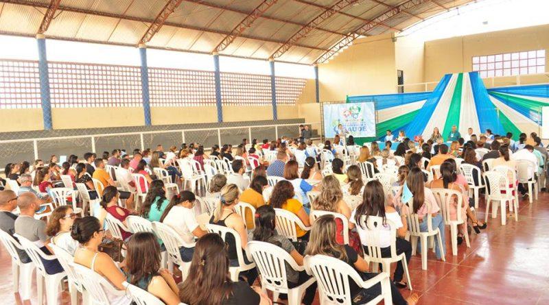 7ª Conferência da Saúde reúne 200 conferencistas em Quixelô