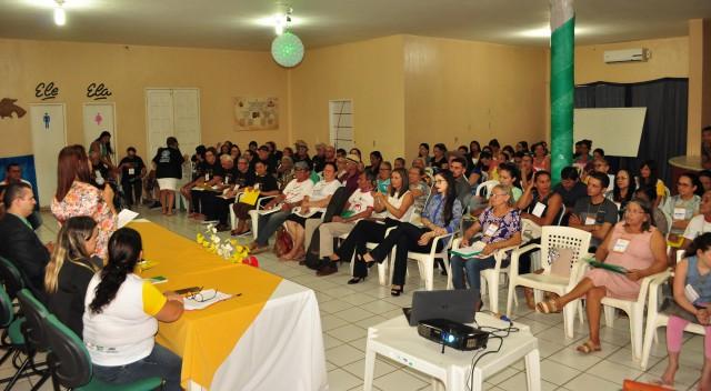 Quixelô realiza a 1ª. Conferência Municipal dos Direitos da Pessoa Idosa