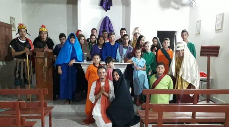Tradição de 20 anos: Via Sacra da Paixão foi encenada na comunidade da Carnaubinha do Faé