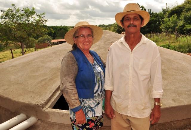 Parceria Prefeitura e Elo Amigo avança na construção das cisternas de enxurrada