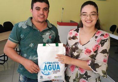 Projeto Água capacita técnicos e comunidades para preservar o precioso líquido