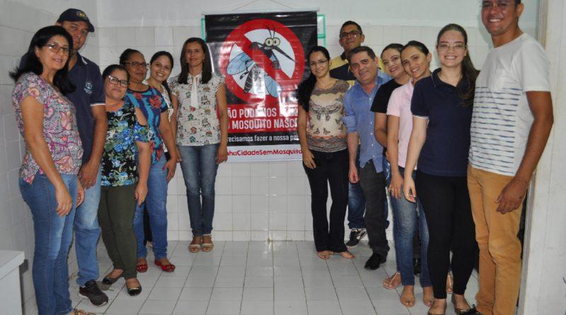 Reunião do Comitê Gestor Municipal de enfrentamento à Dengue, Chikungunya e Zika avalia resultados e programa ações no município