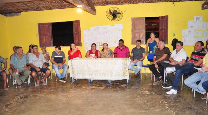 Comunidade do Riacho do Meio realiza o Planejamento Orçamentário e definição das ações para a LOA 2020