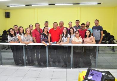 O IBGE reuniu as secretarias e assessorias para tratar dos detalhes do Censo 2020